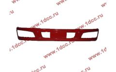 Бампер F красный пластиковый для самосвалов фото Симферополь